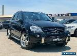 2006 Mercedes-Benz M-Class W164 ML63 Wagon 5dr Spts Auto 7sp 4x4 6.3i [Jul] A for Sale
